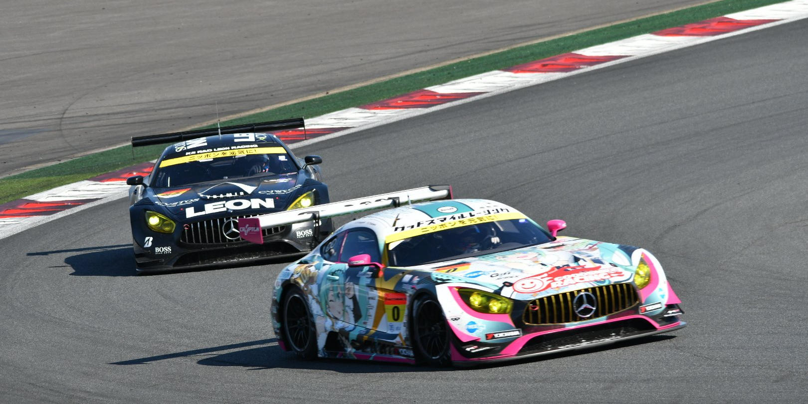 Fuji 500km - GoodSmile Racing finished 5th after strategy disaster.